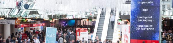 drupa 2020 -- drupa Trade Fair - June 16 to 26, 2020 - Messe